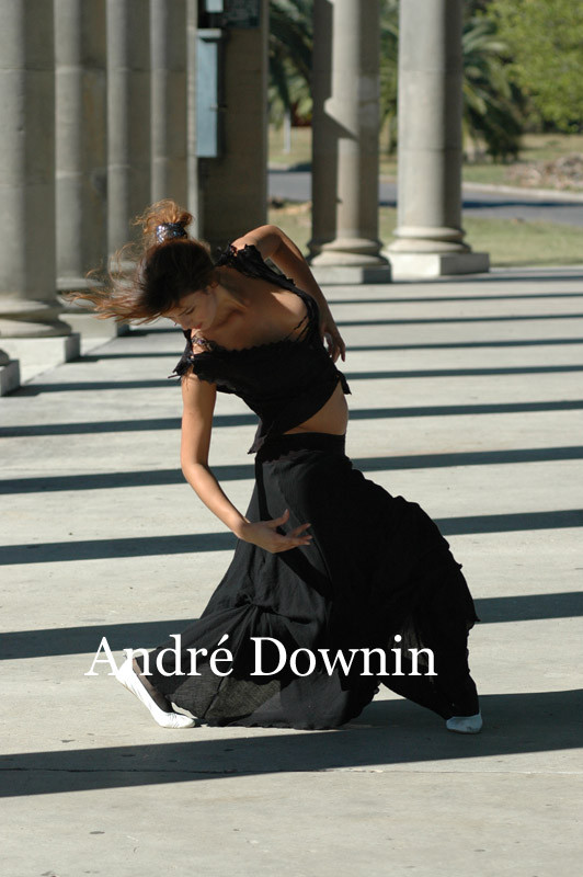 City Park, NOLA Jul 11, 2007 André Downin The Dancer II