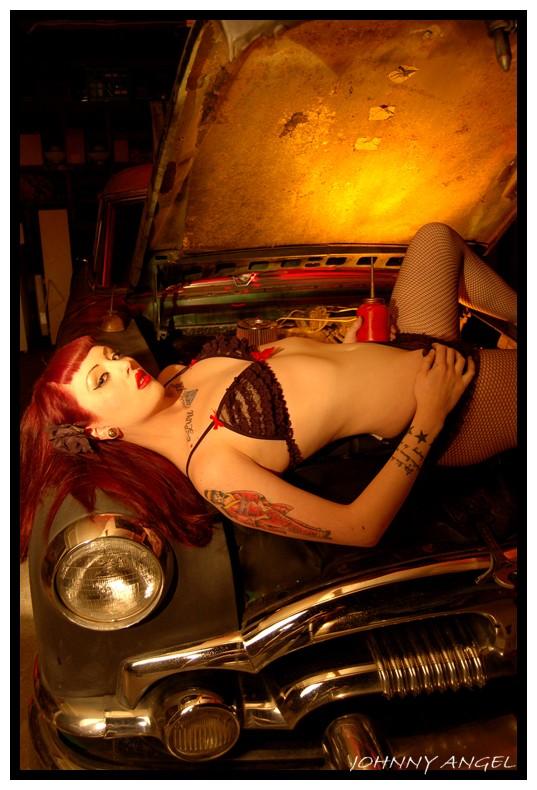 53 Packard Jul 12, 2007 Model:Hayley lee Horror