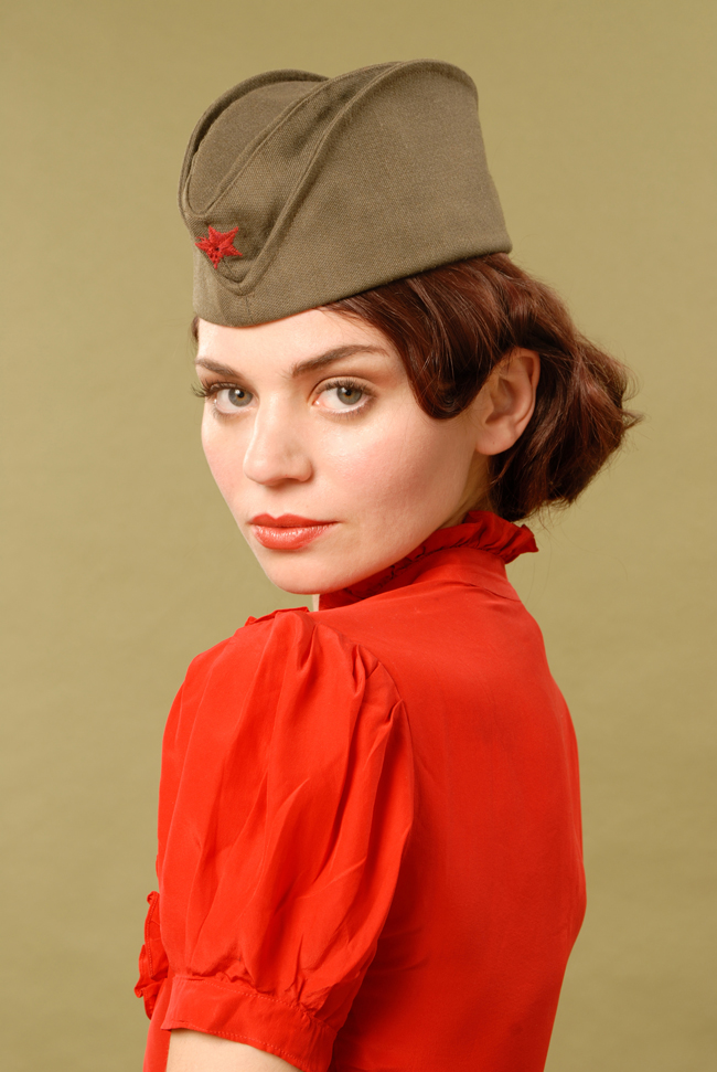 Jul 12, 2007 John DeAmara Viktoria; hair/make-up: Karen S; styling: