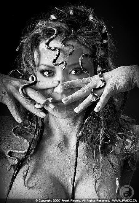 Windsor / F.P. Studio Jul 14, 2007 © 2007 Frank Piccolo My Medusa