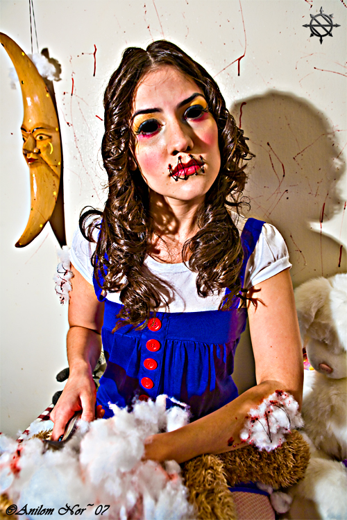 Female model photo shoot of rose lopez