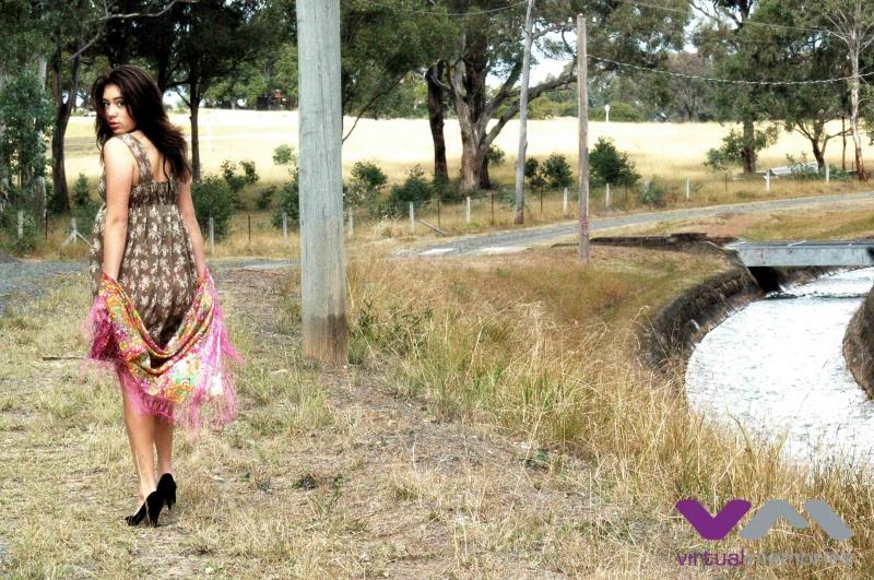 Female model photo shoot of Virtual Memories