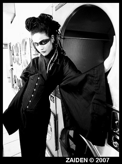 Jul 19, 2007 Zaiden Pandora corset & kimono