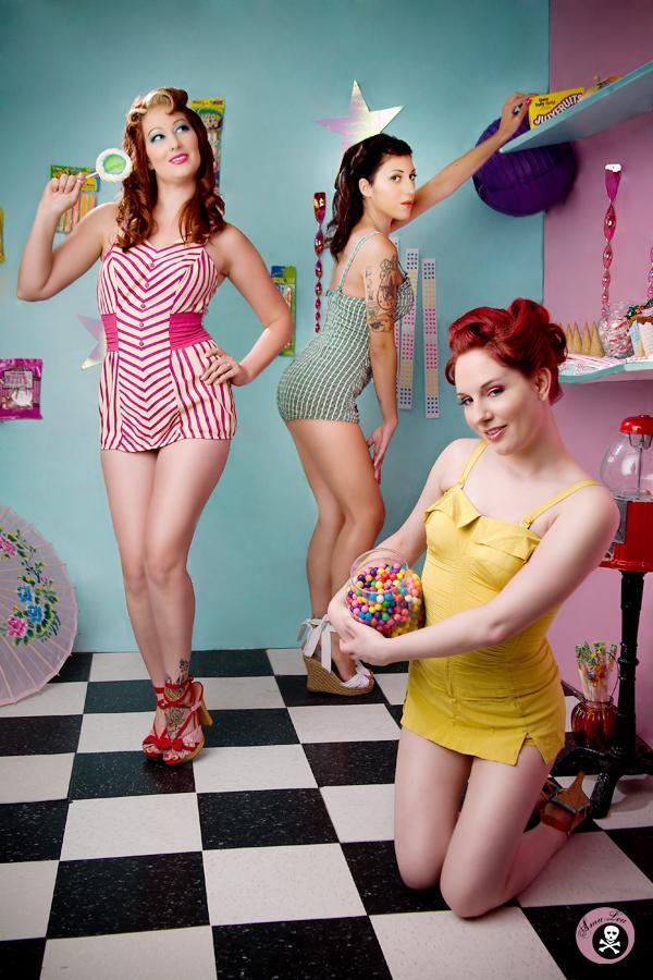 Santa Barbara Jul 19, 2007 Ama Lea Candy Shop