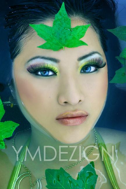 NC Jul 24, 2007 YMDEZIGN Water Princess - model: Amy Vue