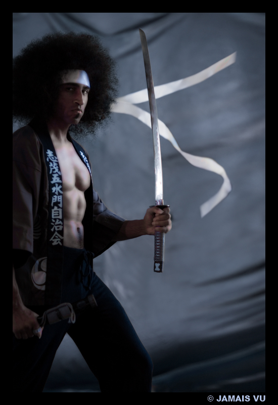 Los Angeles Jul 24, 2007 Jamais Vu Afro Samurai