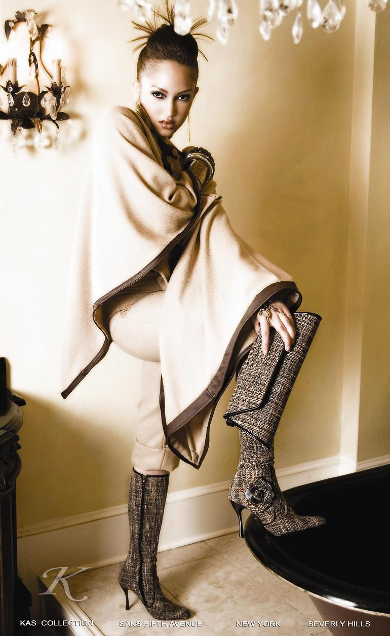 DC Jul 26, 2007 KAS Collection Inc./Photographer - DMiller KAS Collection Inc. (ANTM winner-Naima Mora/ KAS Spokesmodel)
