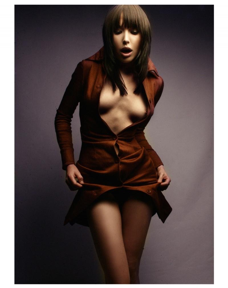 Female model photo shoot of Silvia Grenova in Sydney NSW
