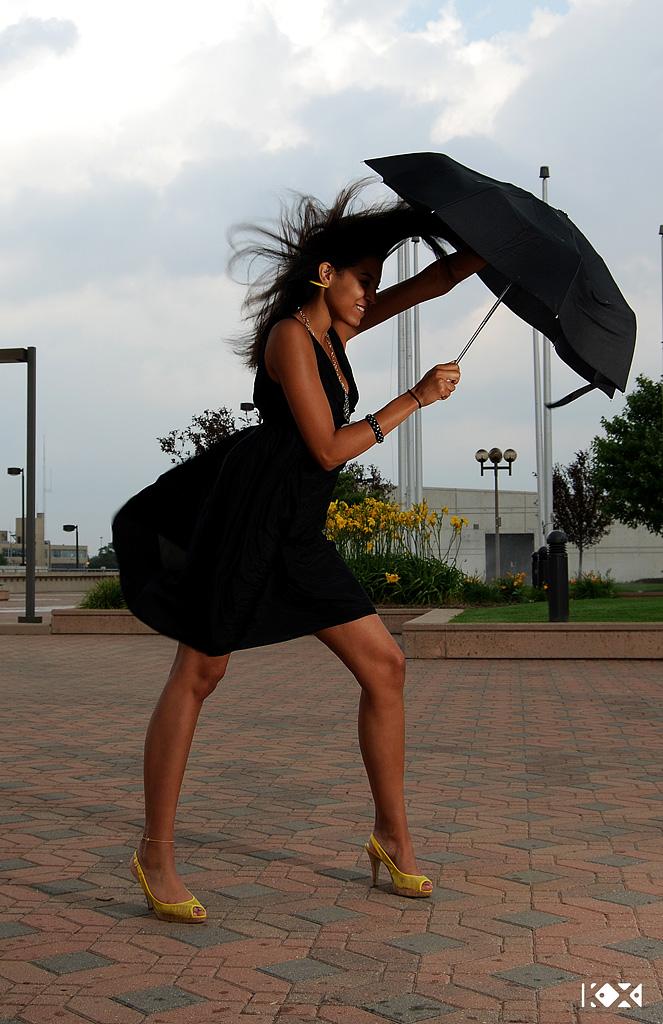 Pontiac, MI Jul 27, 2007 Ka Xiong Umbrella-ella-ella