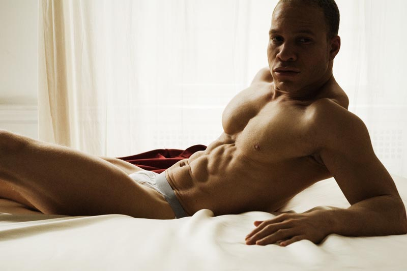 Male model photo shoot of IkeLove by Tony Jones Photo