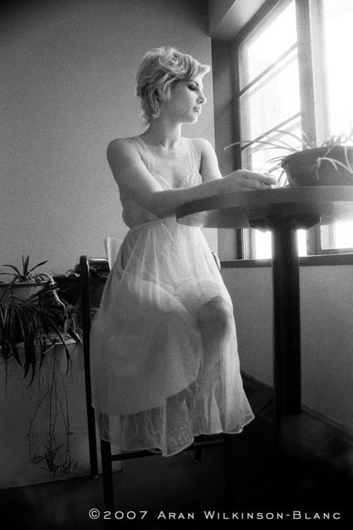 Jul 30, 2007 Aran Wilkinson-Blanc Dream