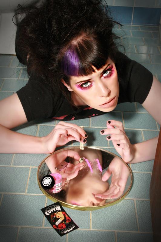 Female model photo shoot of Kyleigh Jane