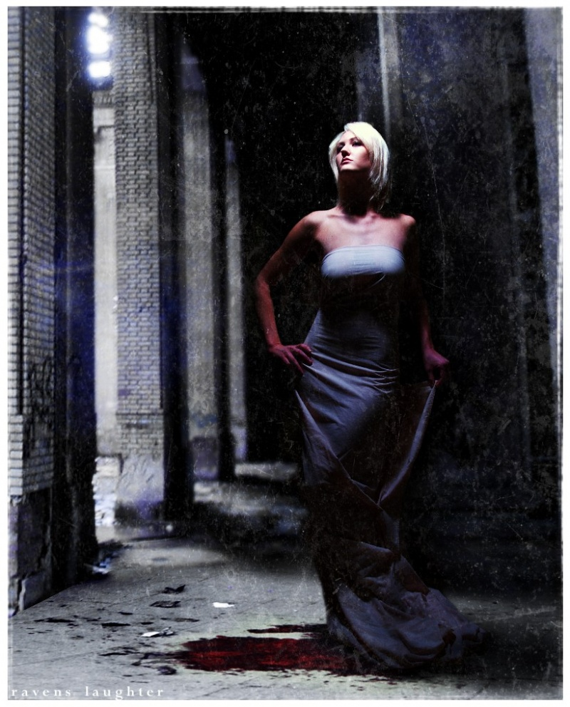 Female model photo shoot of Summer 6 by nevar