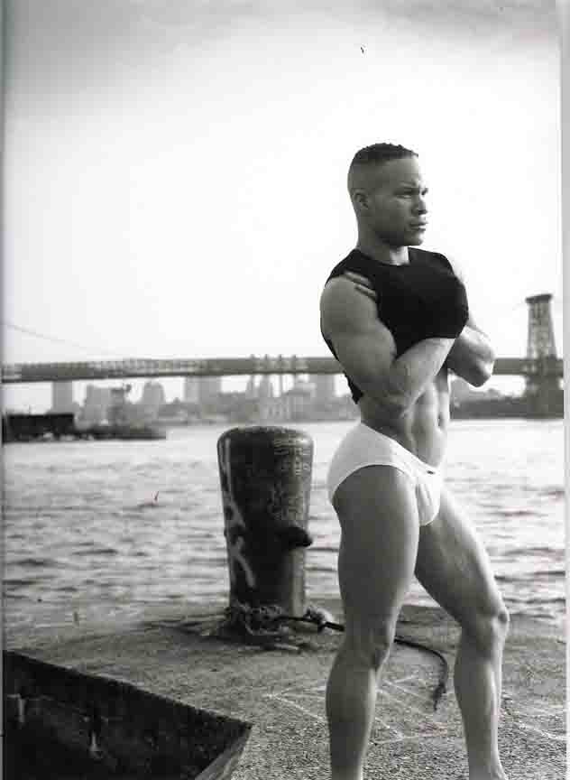 Male model photo shoot of IkeLove by Phil Smrek