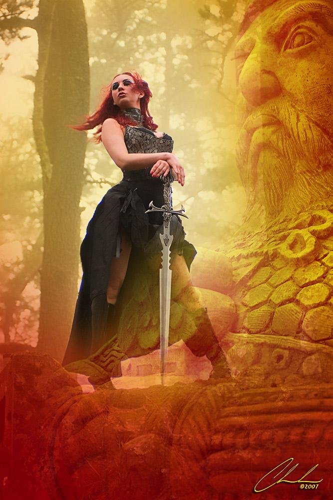Aug 03, 2007 Warrior Goddess.