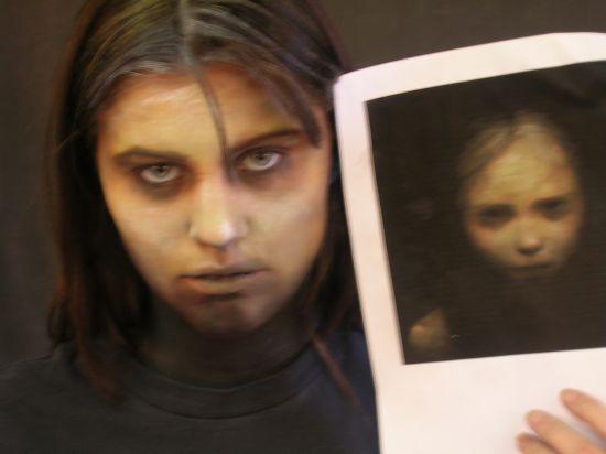 Female model photo shoot of EmilyLegault in Montreal