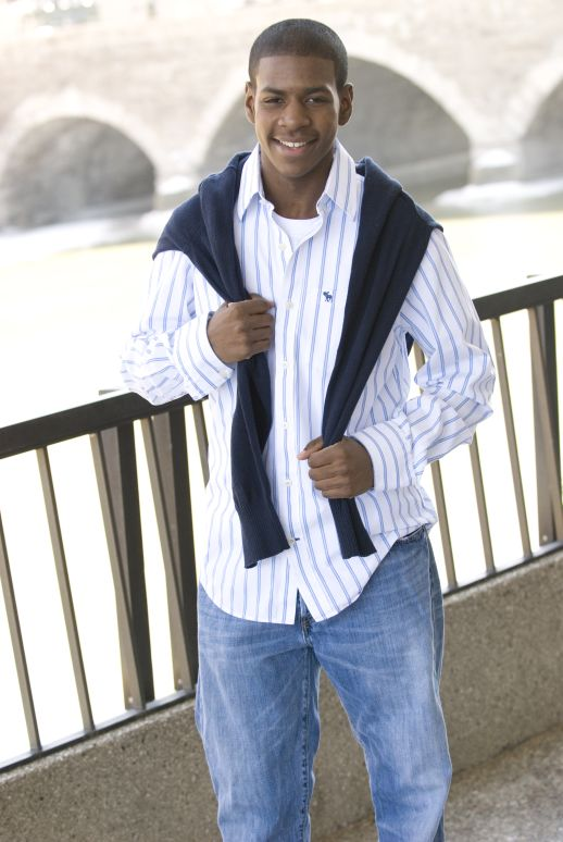 Male model photo shoot of Marcus Cooper