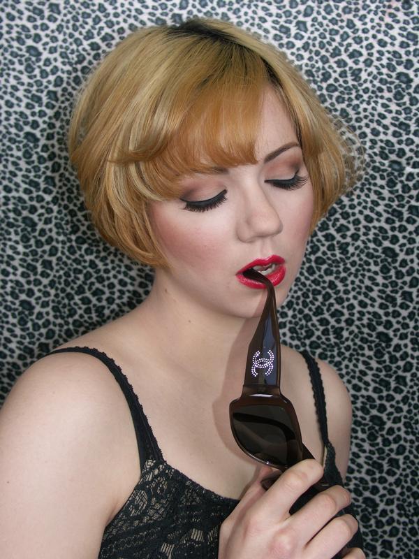 LA Aug 08, 2007 Make-up & Hair by: Xtina