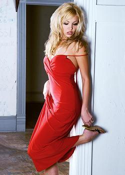 Aug 09, 2007 Abel Chacon Red Dress