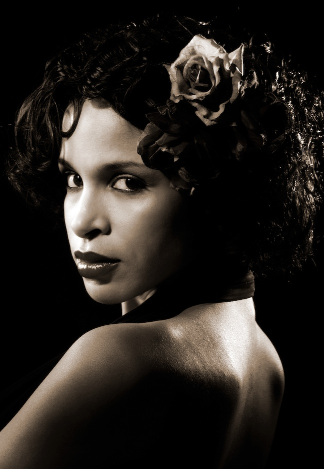 Aug 10, 2007 Photogrpher: PA Greene MUA: Mavis Payne Hair Stylist: Kymmy