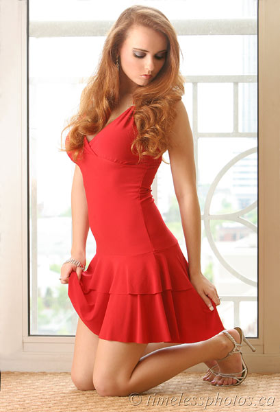 Aug 13, 2007 Timesless Photos The Red Dress