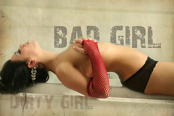 Struthers, Ohio Aug 15, 2007 Dirty Girl Photography && Exotic Touch MUA Bad Girl