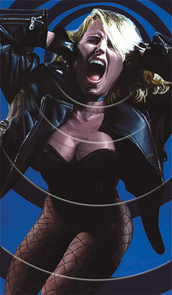 Aug 17, 2007 © Art Gary Carbon, Character DC Comics, Inc. Black Canary