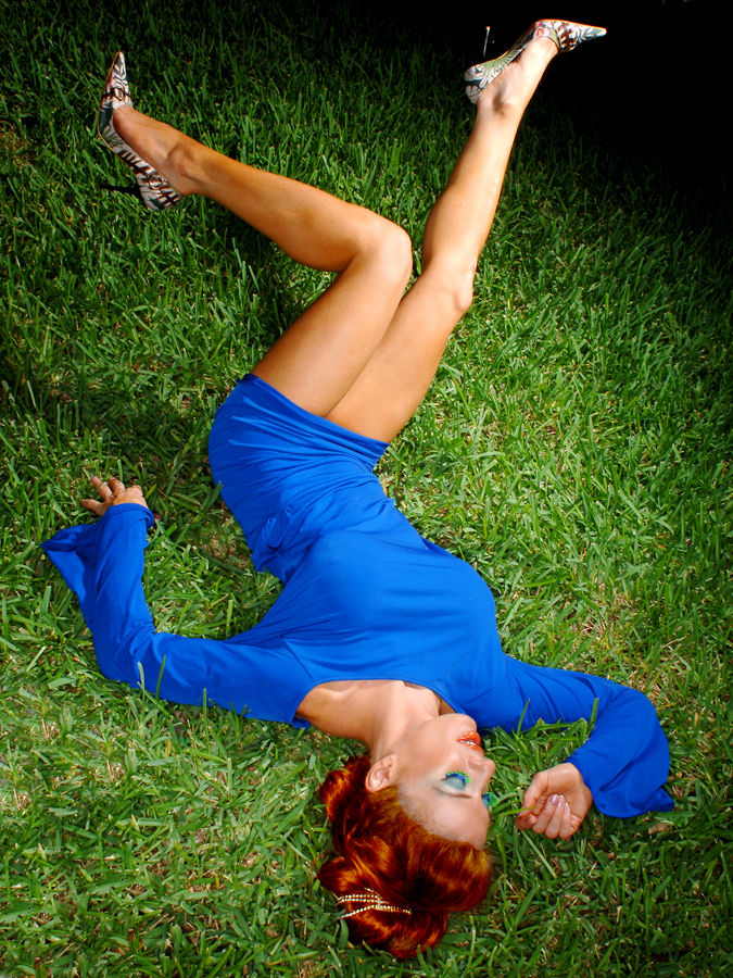Female model photo shoot of AJ-Archer in Florida