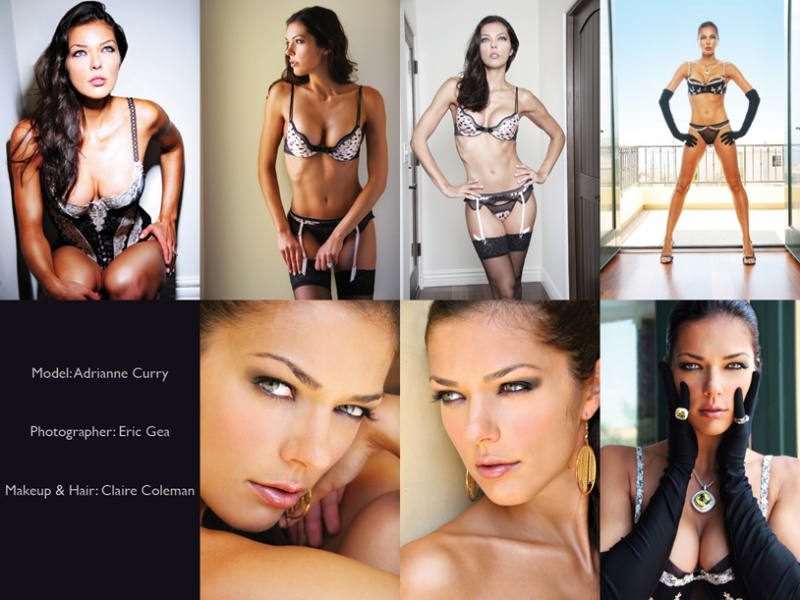 Aug 19, 2007 Adrianne Curry