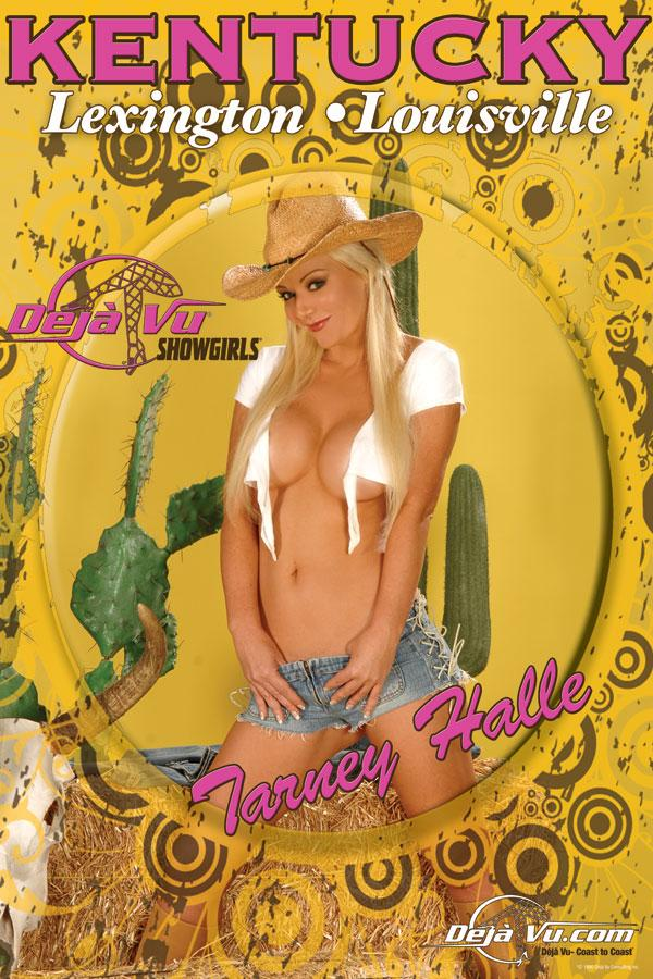 Aug 19, 2007 Poster for Deja Vu Showgirls