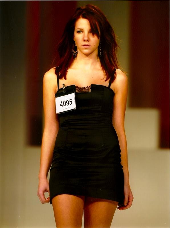 Female model photo shoot of Randi C in L.A.