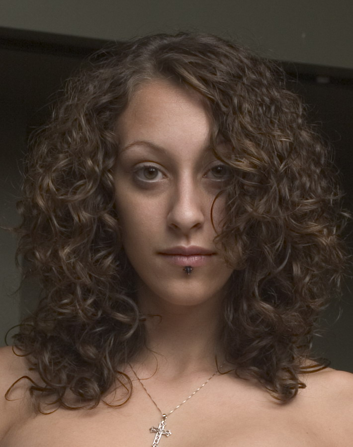 Utah Aug 24, 2007 Will Whitaker just me, No make up and natually curly hair