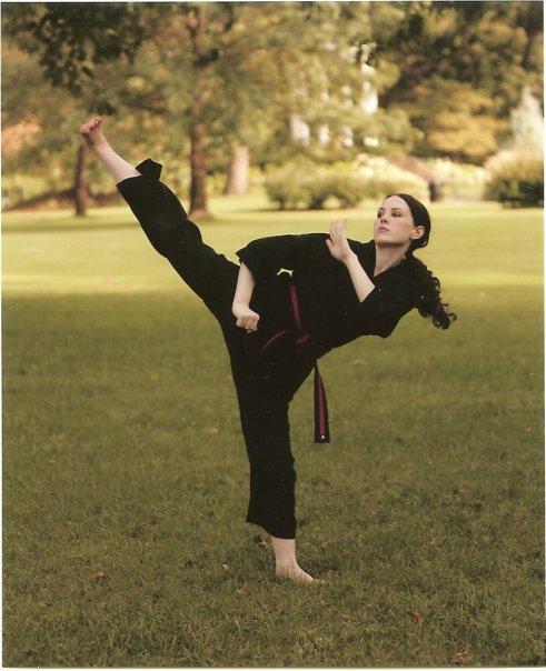Aug 24, 2007 Did I mention Im a black belt?
