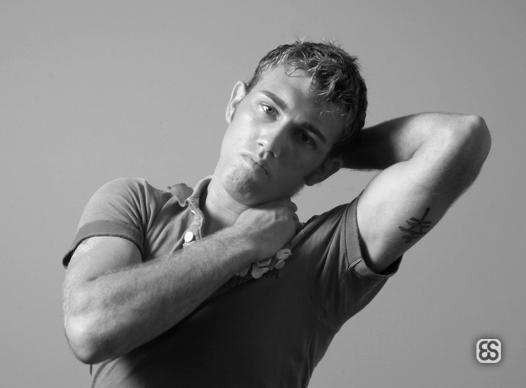 Male model photo shoot of Kris Fitzgerald in Wichita Ks
