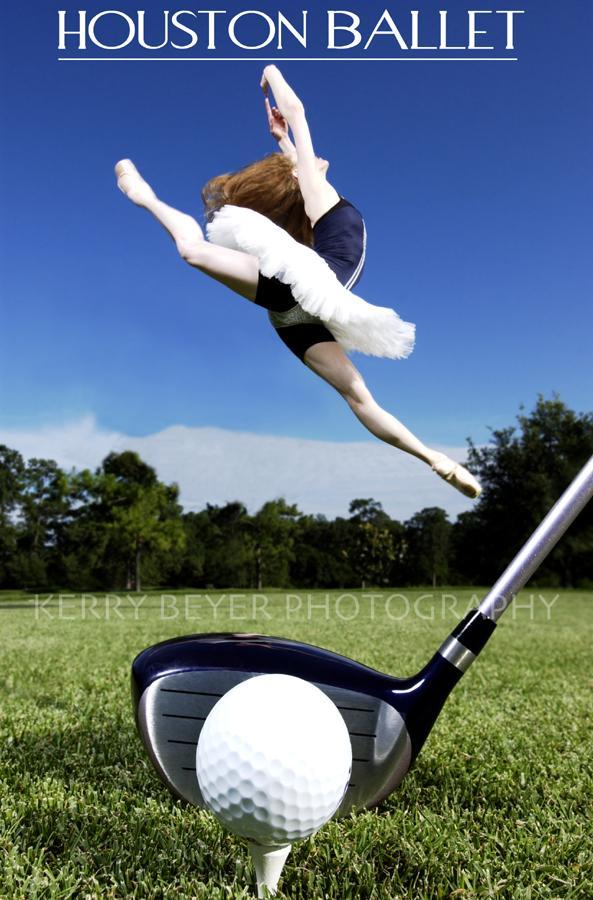 Houston Aug 25, 2007 Kerry Beyer Houston Ballet EDS Golf Classic
