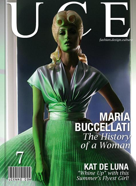 Italy Aug 27, 2007 UCE Life Magazine Fly Girls Issue Cover by Leonardo Vecchiarelli