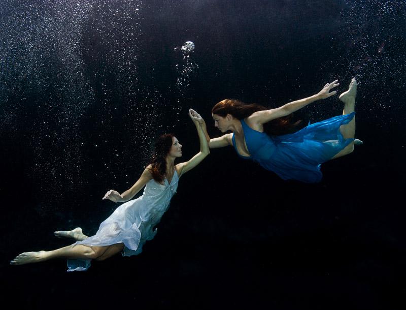 Underwater Studio Aug 27, 2007 Chris Cumley underwater Grace