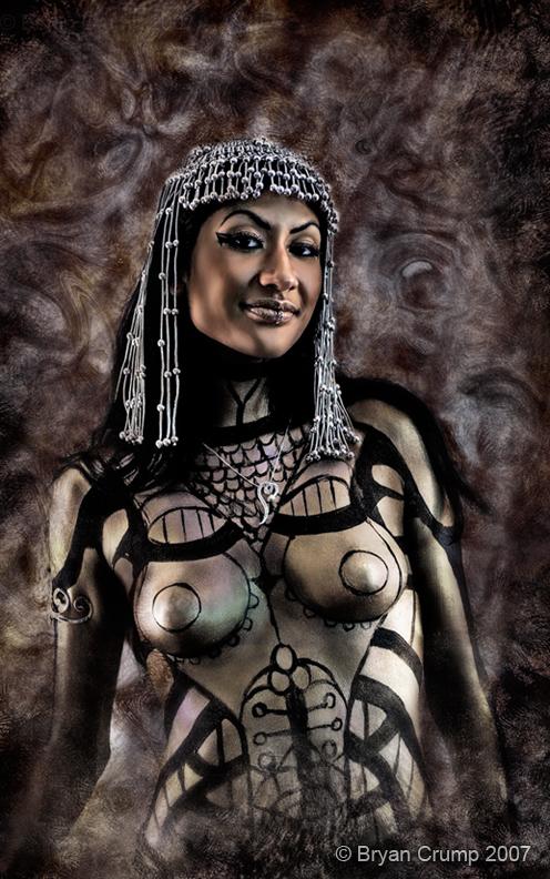 Aug 31, 2007 © Bryan Crump 2007 Goddess of Egypt
