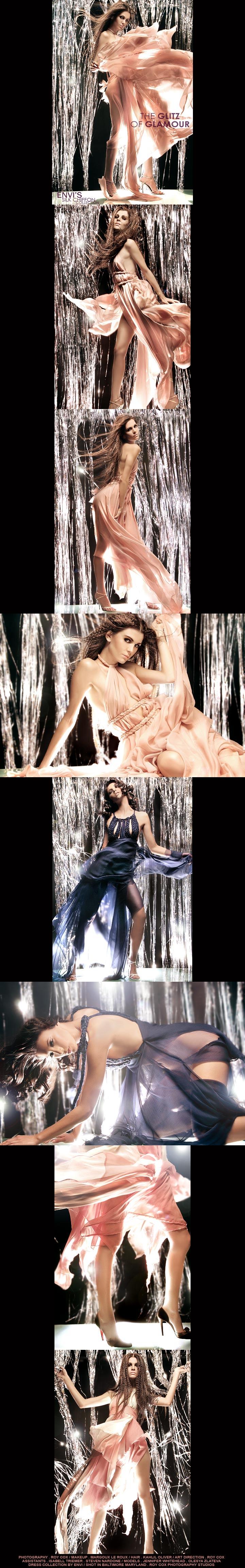 Baltimore MD Sep 02, 2007 Roy Cox Photography - Envi  Glitz of Glamour - Envi Dress Collection
