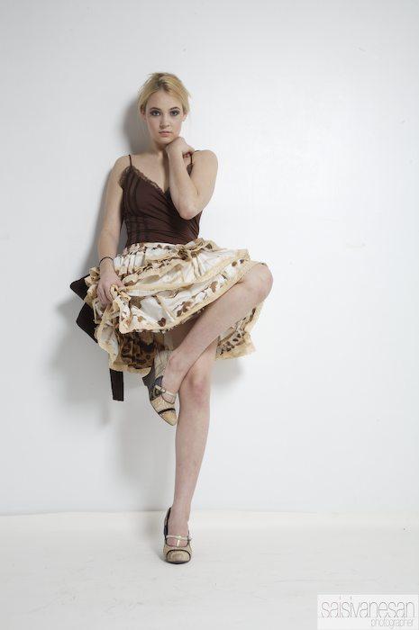 Toronto, ON Sep 03, 2007 Sai Swaby Skirt