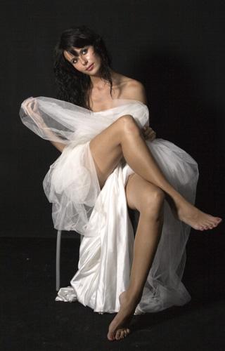 Female model photo shoot of Francesca Astley