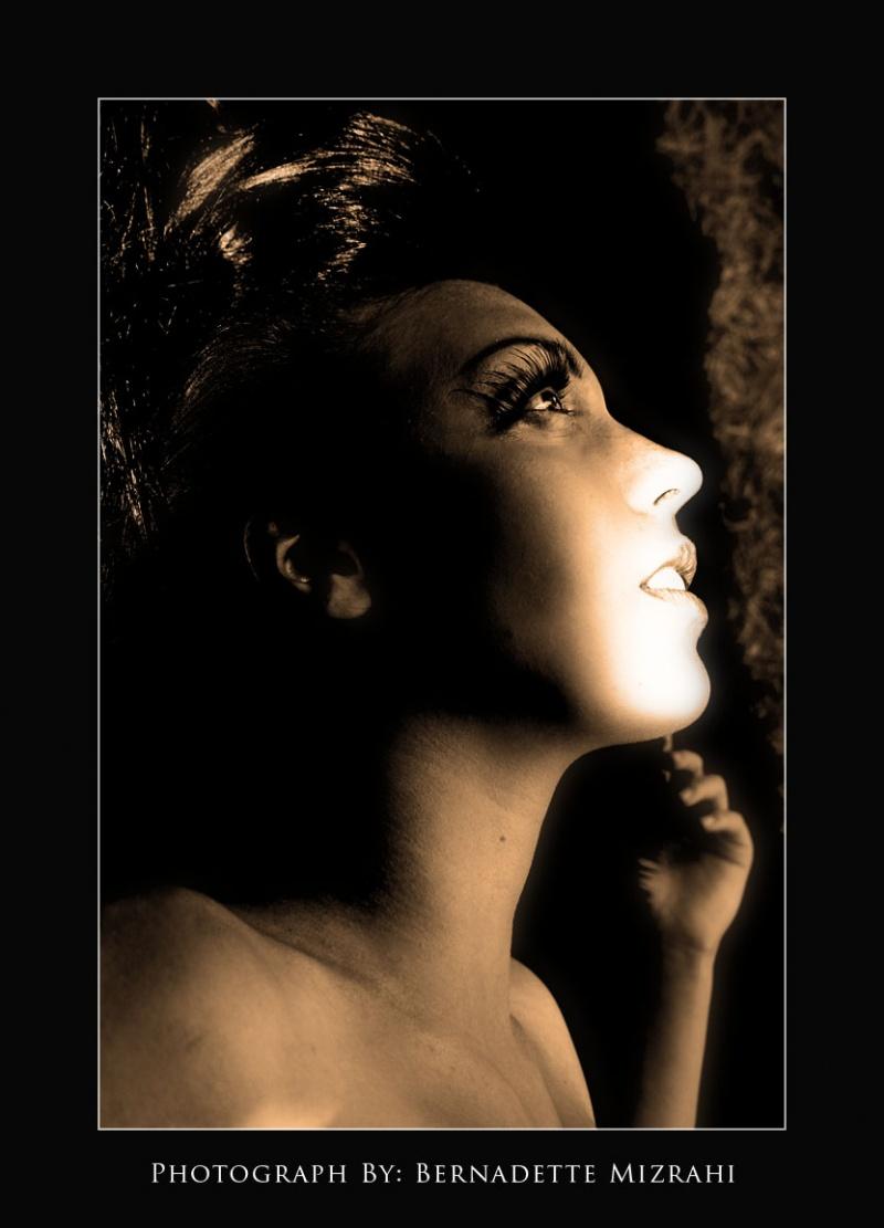 Female model photo shoot of Bad Girl Bettie  in Berkeley California