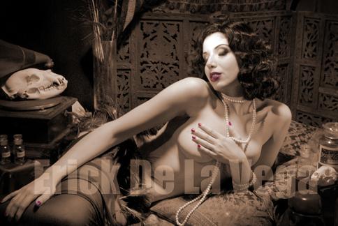 Sep 05, 2007 © 2008 Erick De La Vega make-up & costume by Michelle DeVille