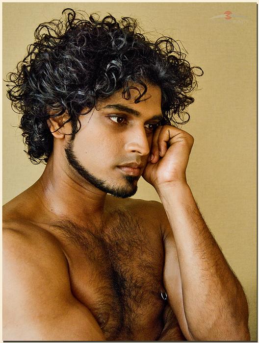 Male model photo shoot of Lionel Boodlal by Studio AltroMondo in Boston/ Toronto