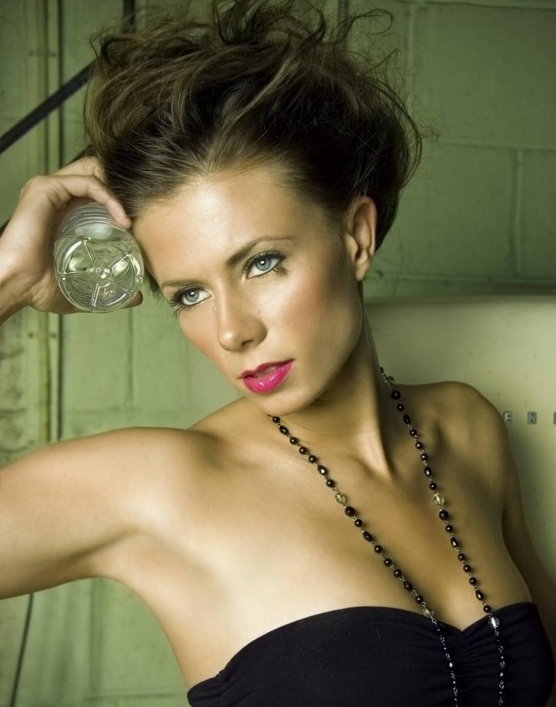 Female model photo shoot of Selena Riseborough by Alice Keith