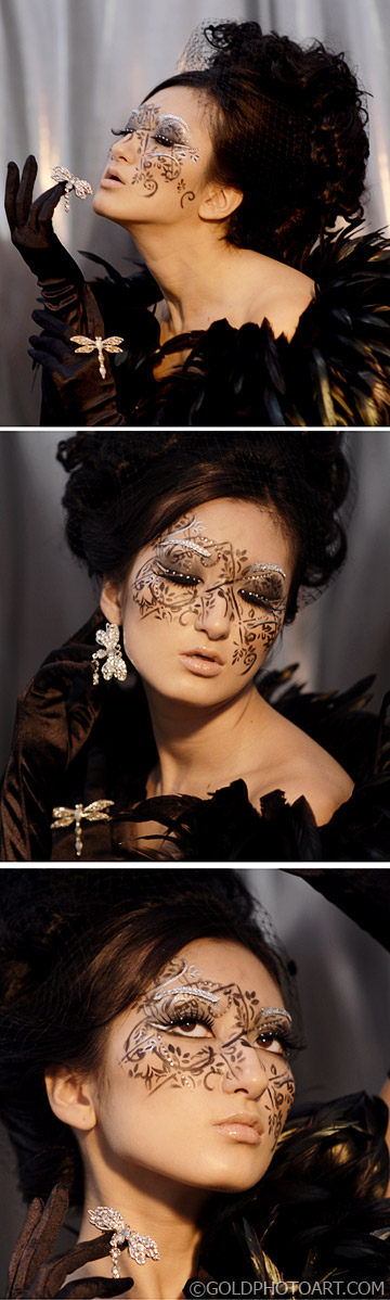 fremont Sep 08, 2007 Gena - gold photo mask