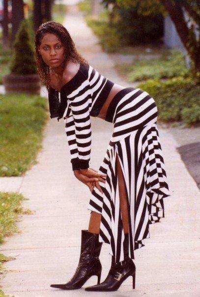 Female model photo shoot of Kelli J