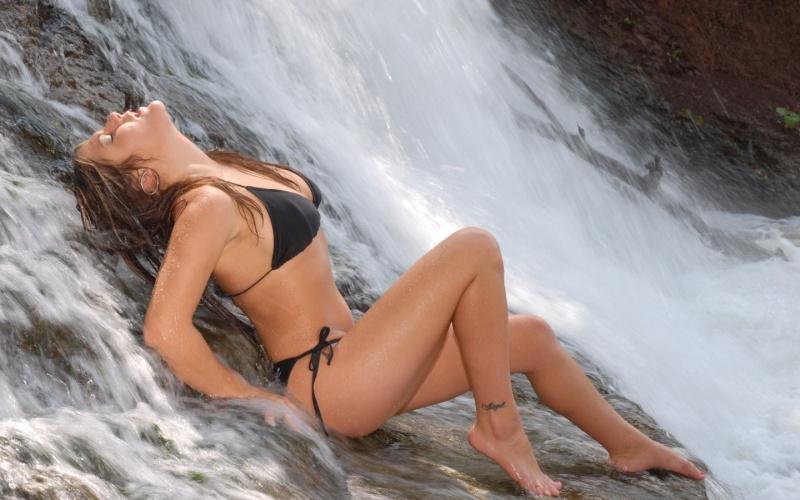Holley N.Y. Sep 10, 2007 Steve grimm waterfalls