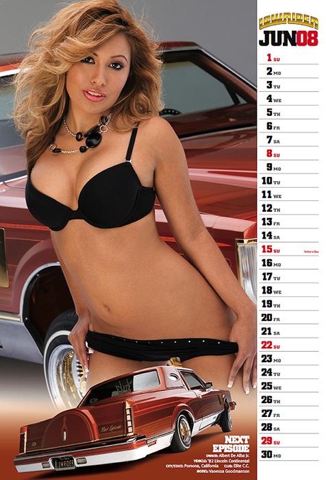 Sep 10, 2007 Calendar Miss June