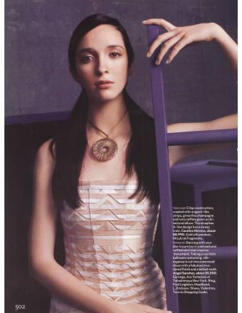 Sep 11, 2007 BRIDES magazine